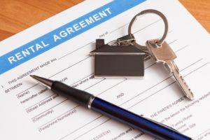 rental agreement document